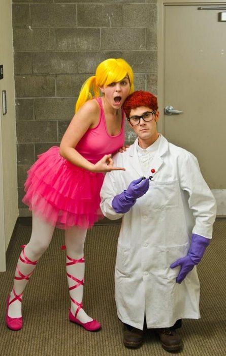 Deedee y Dexter