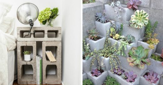 Cover Creativas formas de decorar tu casa con bloques de cemento