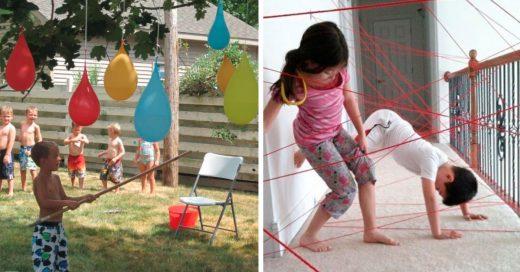Cover Actividades para entretener a tus niños este verano