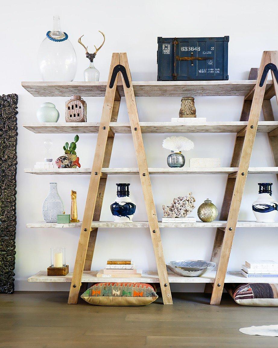 11 originales muebles hechos con materiales reciclados for Muebles originales reciclados