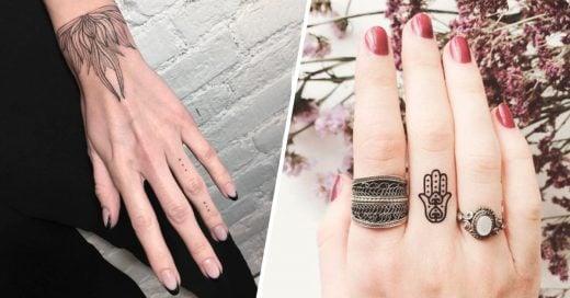Cover tatuajes de manos