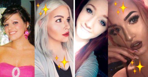 Cover Chicas que finalmente se supieron maquillar