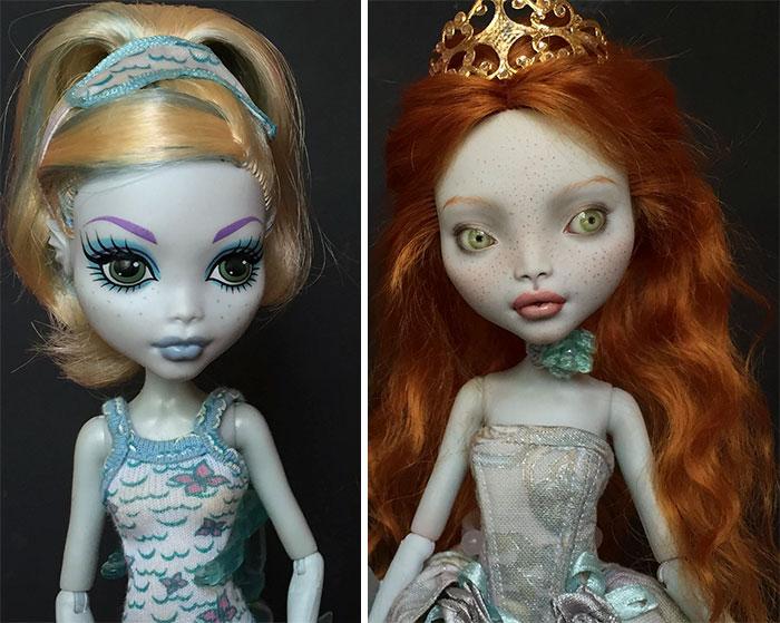muñecas realistas