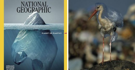 Cover portada de National Geographic