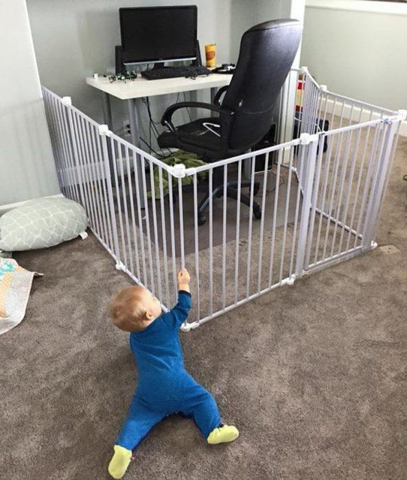 Niños qu no te dejarán descansar