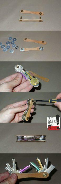llaves como navaja suiza