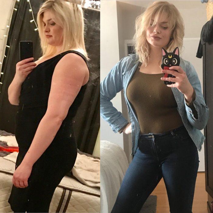 perdieron peso