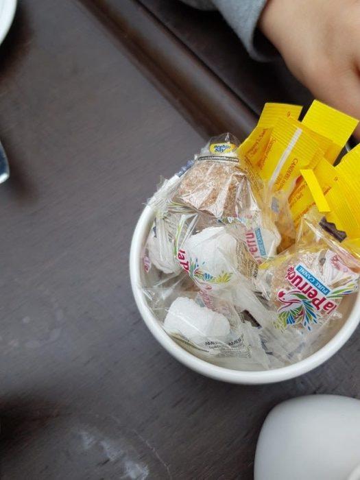 contaminación plástica innecesaria