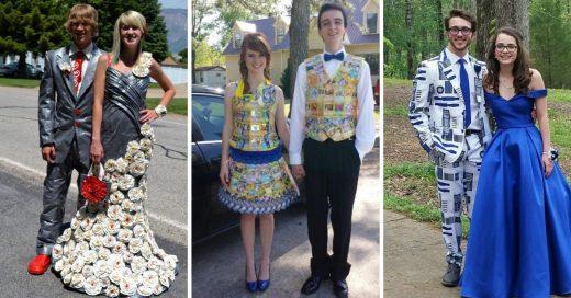 Cover Los 15 peores vestidos de graduación