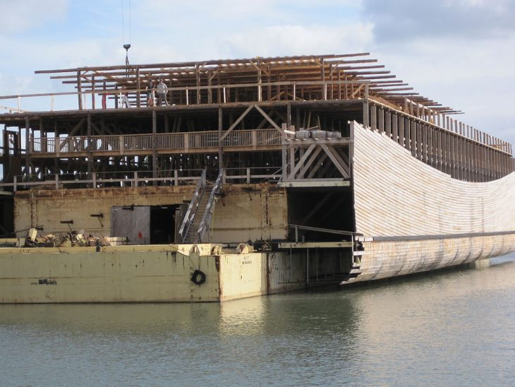 replica arca de noé
