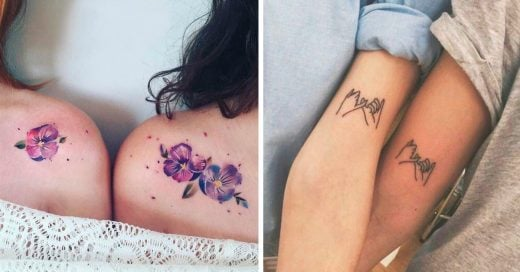 Cover Tatuajes para hermanas