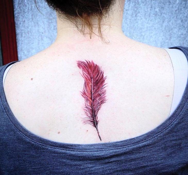 tatuajes en la espina dorsal
