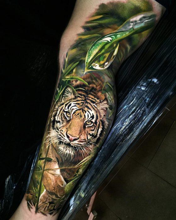tatuajes que no parecen reales