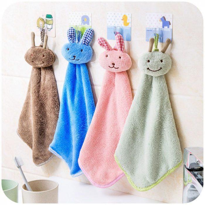 toallas niños