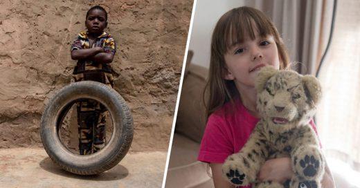 Cover Niños alrededor del mundo muestran su juguete favorito