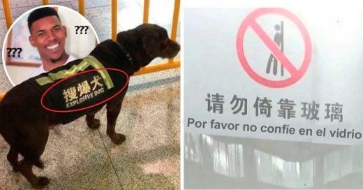 Cover Traducciones pésimas que seguro fueron hechas con Google