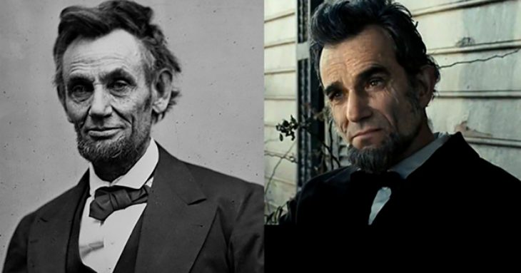 Abraham Lincoln / Daniel day-Lewis
