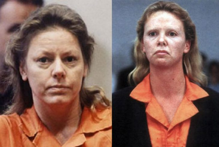 Aileen Wuornos / Charlize Theron