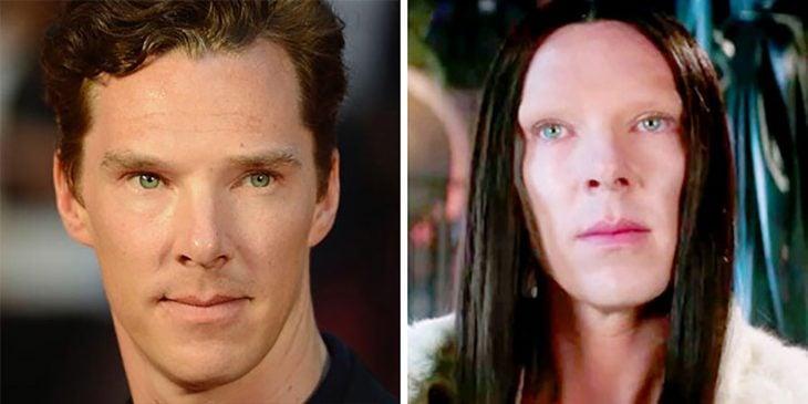 Benedict Cumberbatch de mujer