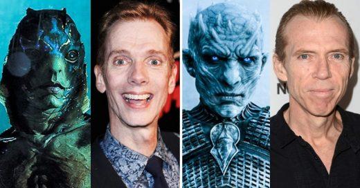 Cover Actores famosos que fueron maquillados hasta ser irreconocibles