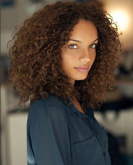 Mezcla de razas igual a gente hermosa
