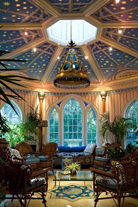 habitación lujosa