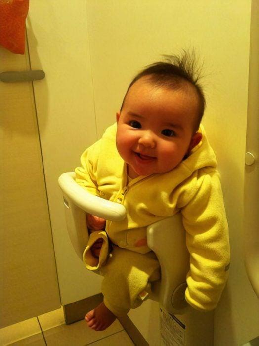 bebé japonés