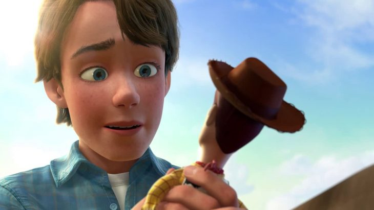andy se despide de woody en toy story 3