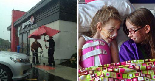 Cover Fotos que demuestran que aún hay gente buena en el mundo