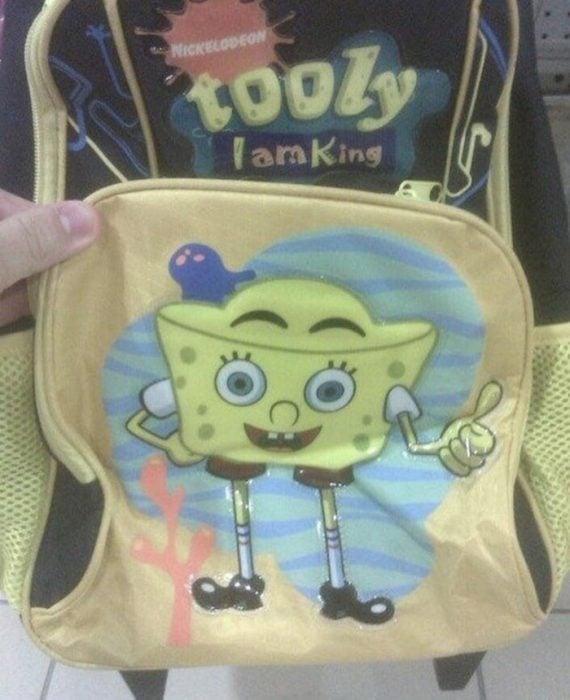 bob esponja lobotomía