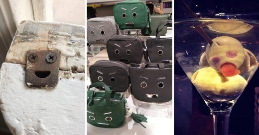 Cover ejemplos de Pareidolia en objetos cotidianos