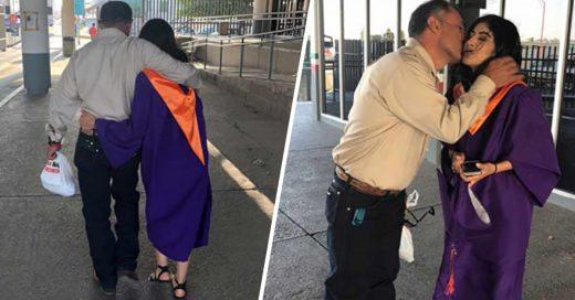 Cover Cruza la frontera de Estados Unidos para ver a su padre deportado el día de su graduación