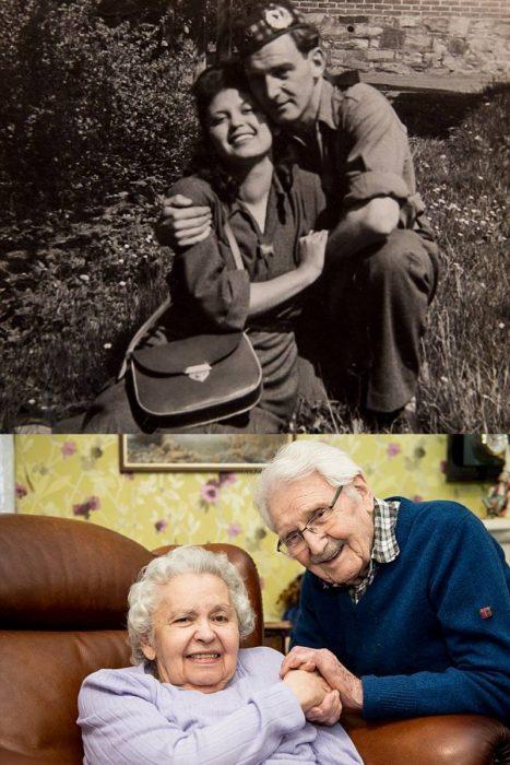 Personas capturadas en los momentos más felices