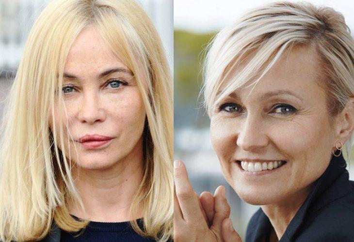 comparación entre Emmanuelle Béart y Ingeborga Dapkunaite