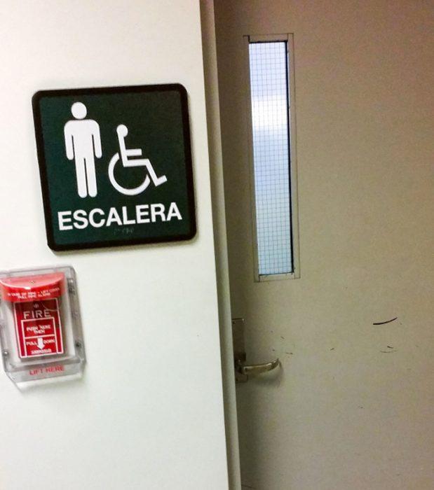escaleras para discapacitados