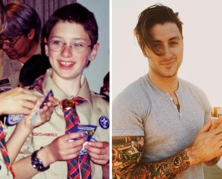 gente cambia con el tiempo