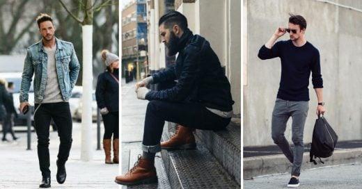 Cover outfits para verte joven y exitoso