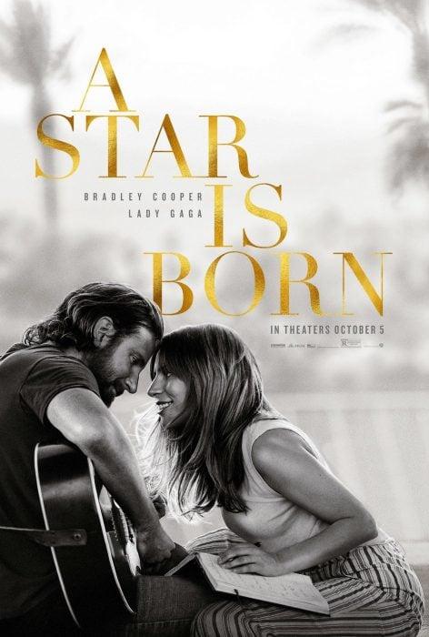 ha nacido una estrella poster