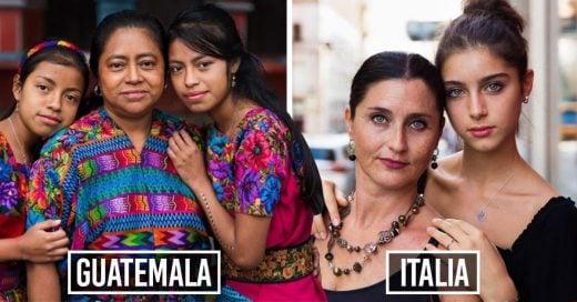 Cover Madres alrededor del mundo