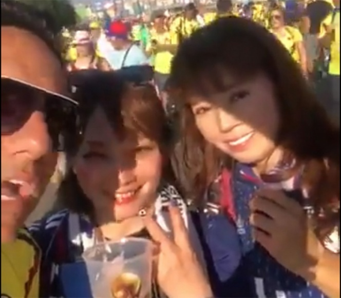 japonesa fue insultada