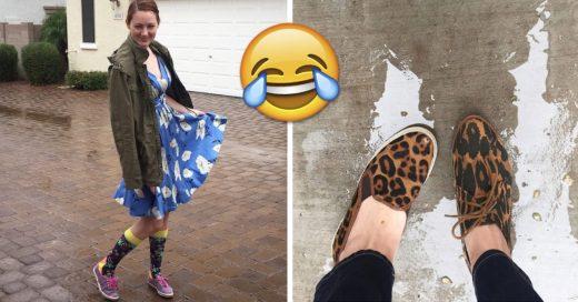 Cover Una famosa bloguera pidió a su hijo de tres años que eligiera sus outfits por una semana