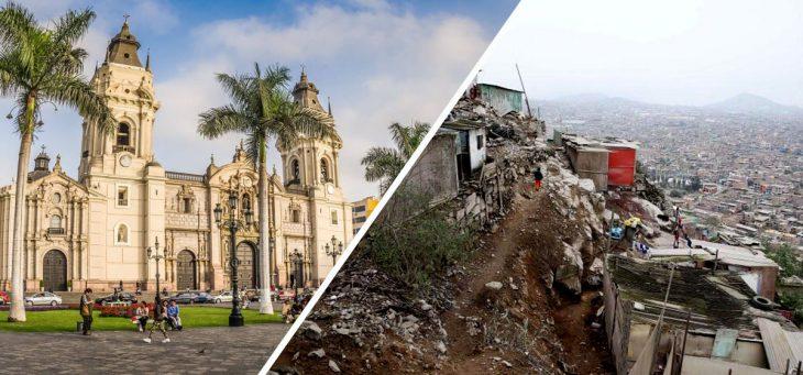 lo bonito y lo feo de Lima, Perú