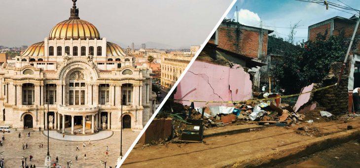 Ciudad de México lo bonito y lo feo