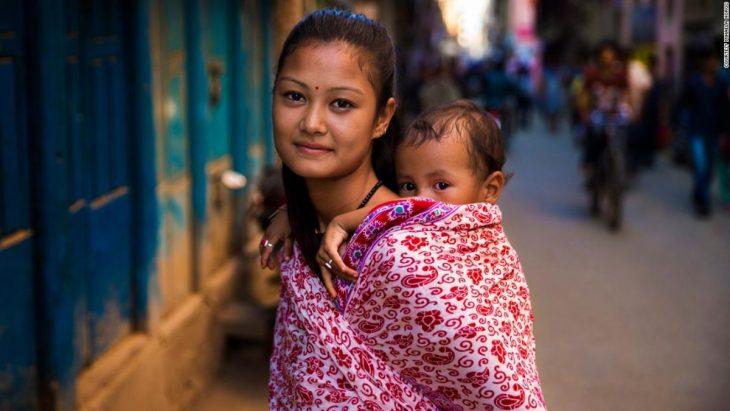 La belleza de las madres alrededor del mundo