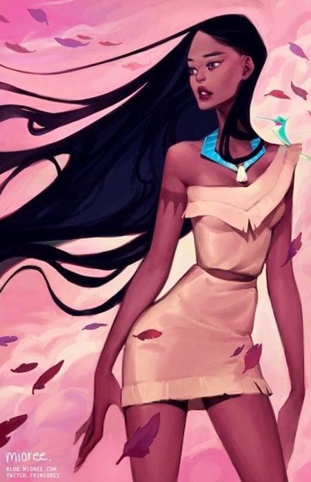 Princesas y heroínas disney que podrían ser modelos