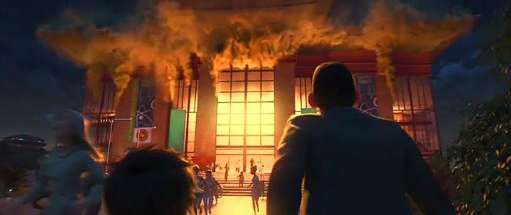 Muerte de Tadashi, Big Hero