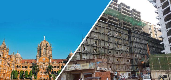 lo bonito y lo feo de Mumbai, India