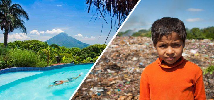 lo bonito y lo feo de Nicaragua