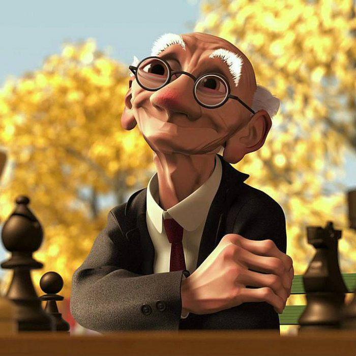 abuelo corto pixar