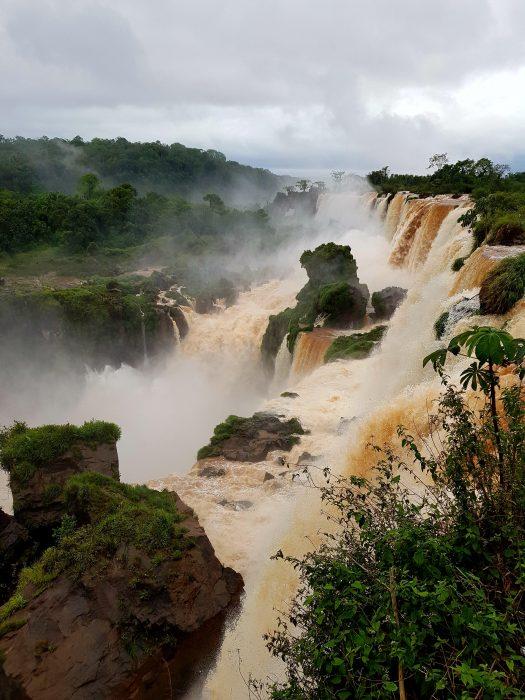 Cataratas de Iguazú, Argentina